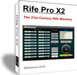 Rife Pro Software Box