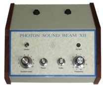 Photon Sound Beam